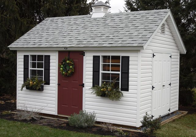Amish Sheds | Lapps Furniture and Home Decor, Hagerstown MD